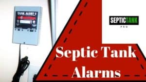 What are septic tank alarm systems used for banner