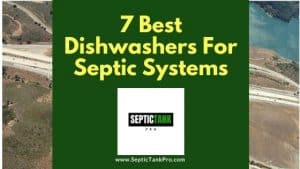 best dishwashers for septic systems