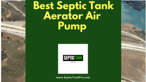 Best Septic Tank Aerator Banner