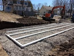 septic field lines