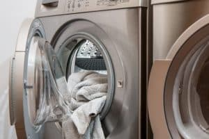 washing machine number of loads for septic