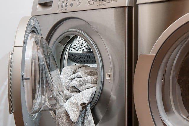 washing machine type - front loader